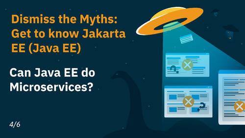 Can Java EE do microservices?