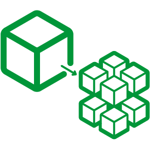 Microservices-Cubes-300x300-PMS355