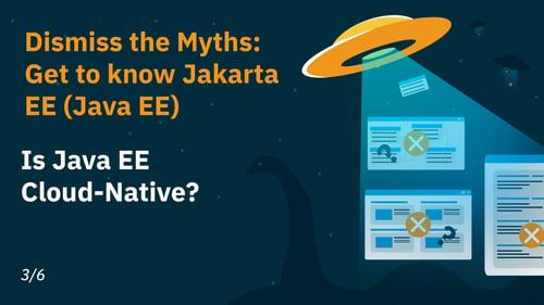 Is Java EE Cloud-Native