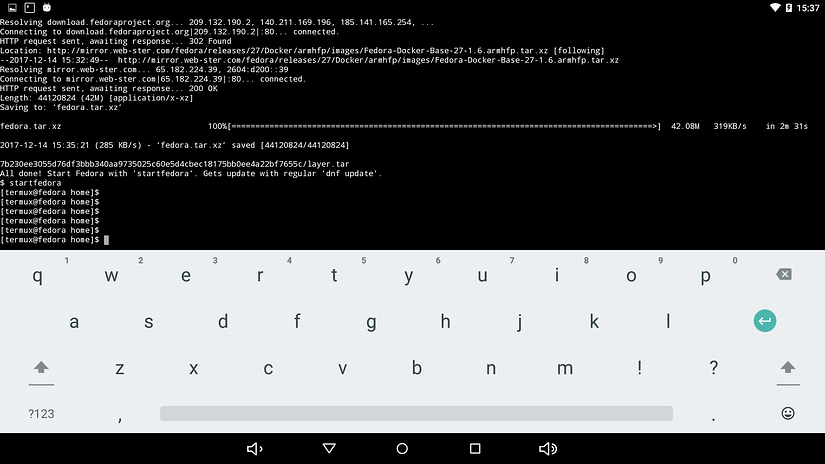 How to Run Payara Micro on Android (No Root Required