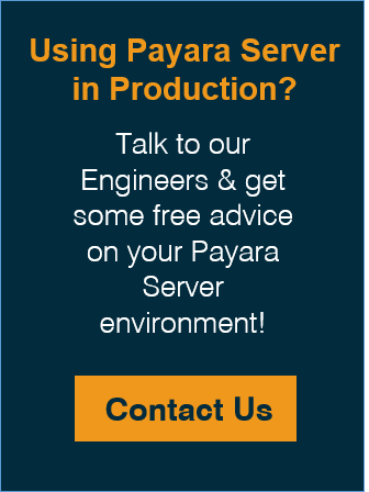Using Payara Server in Production? Contact us for help & advice!