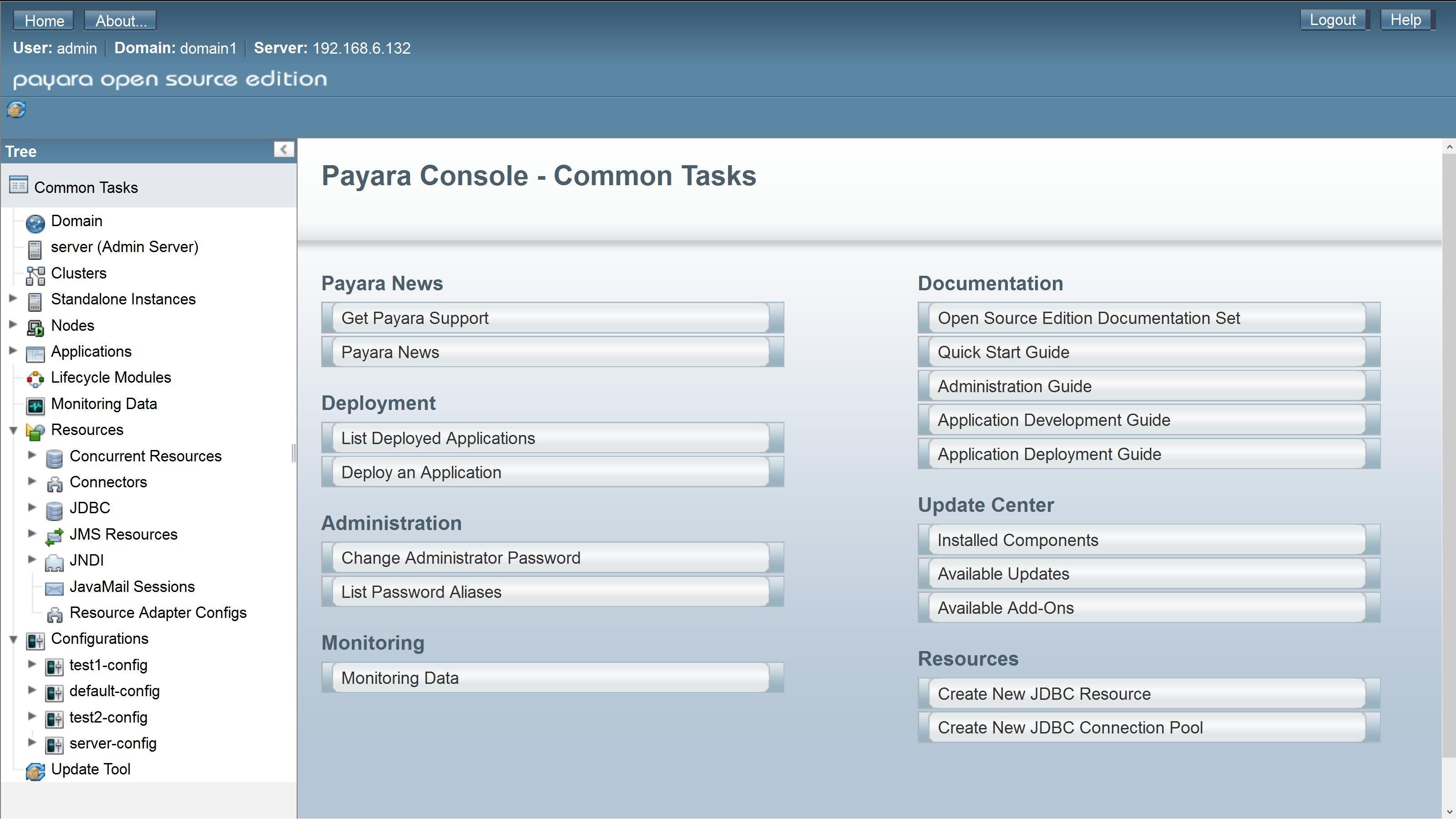 Payara Production Features 1