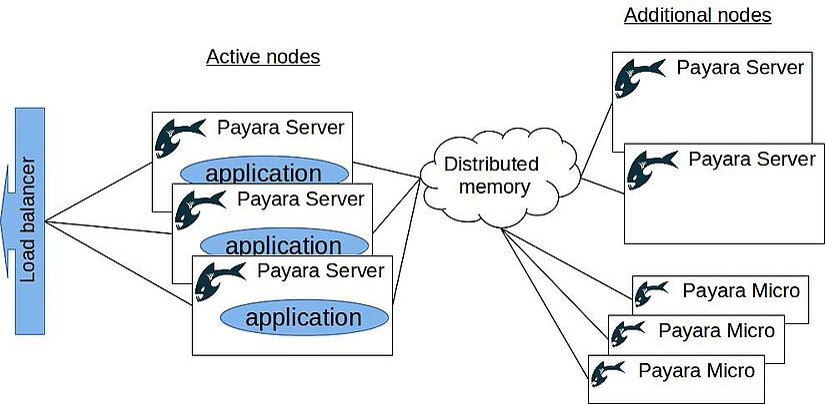 b174c969b9d2 Flexible Clustering with Payara Server