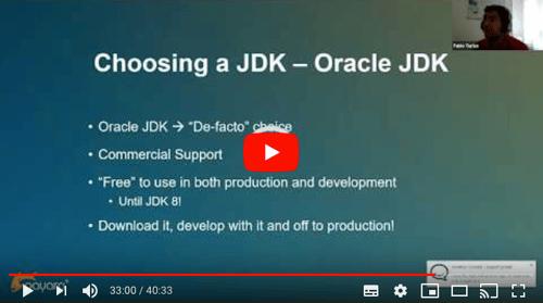 openJDK recorded webinar