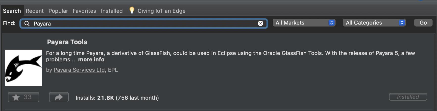 eclipse-payara-plugin