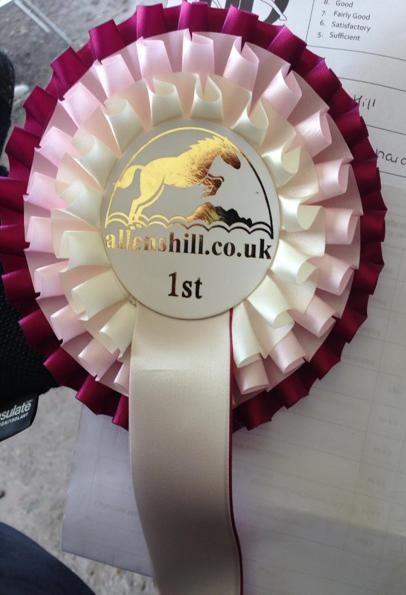 Payara finance manager shares horse riding award