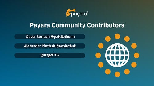 April May community contributions