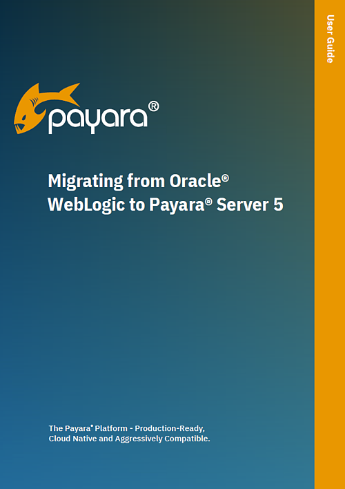 migrating from wls to payara