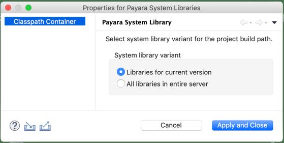 payara-system-library