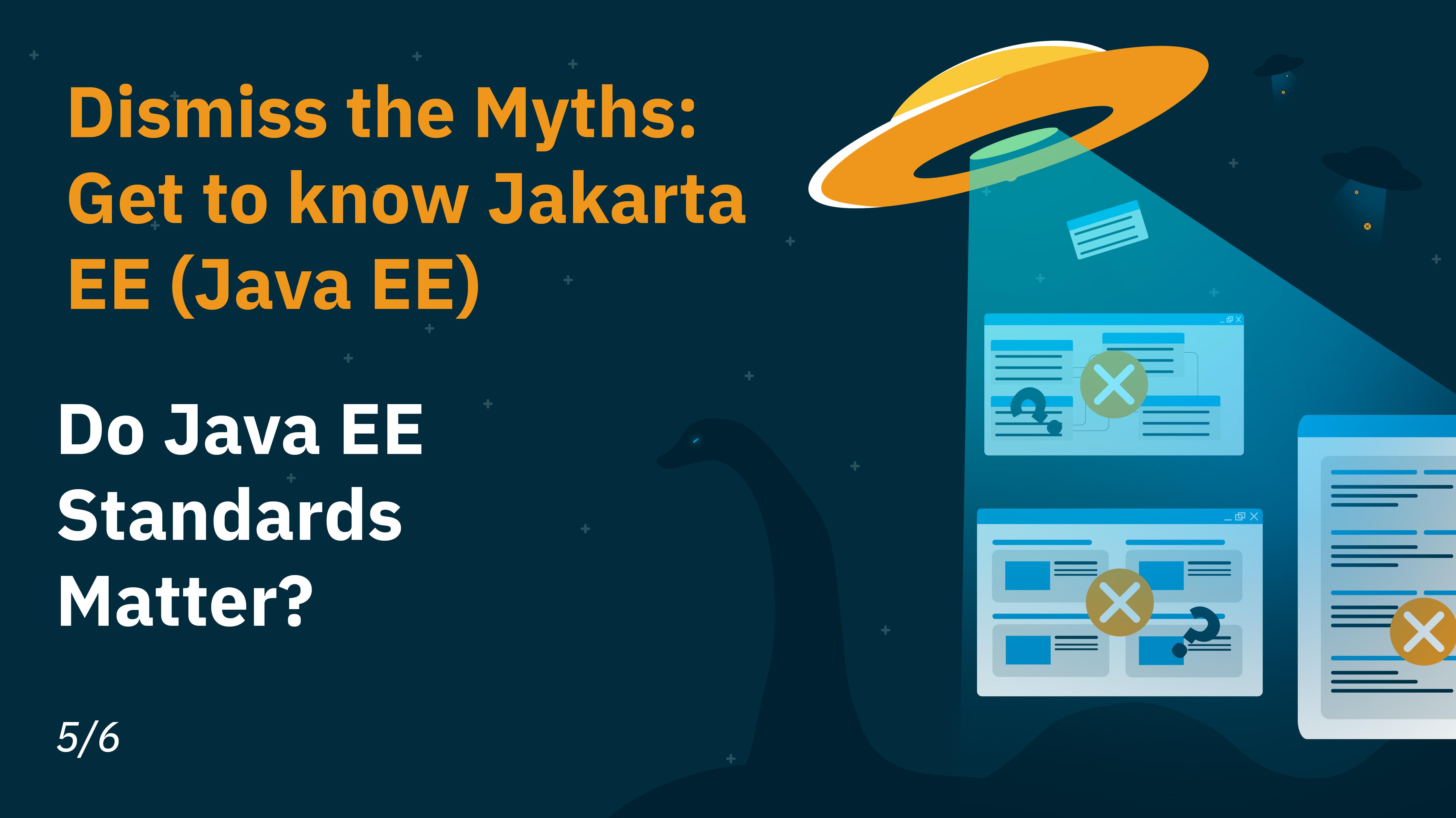 Do Java EE Standards Matter? Social image