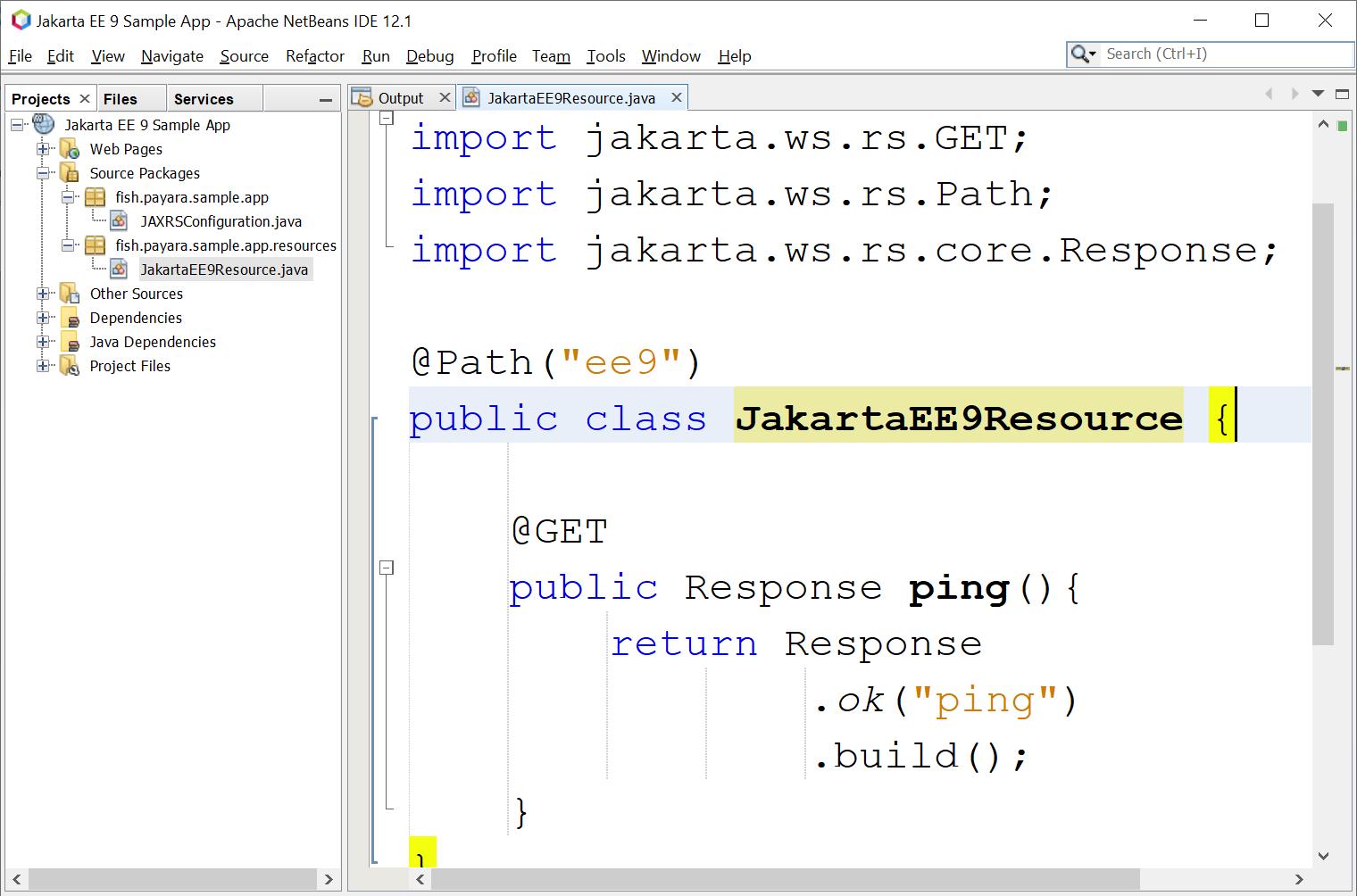 Eclipse Transformer Configuration Option with Jakarta EE 9 Milestone Release