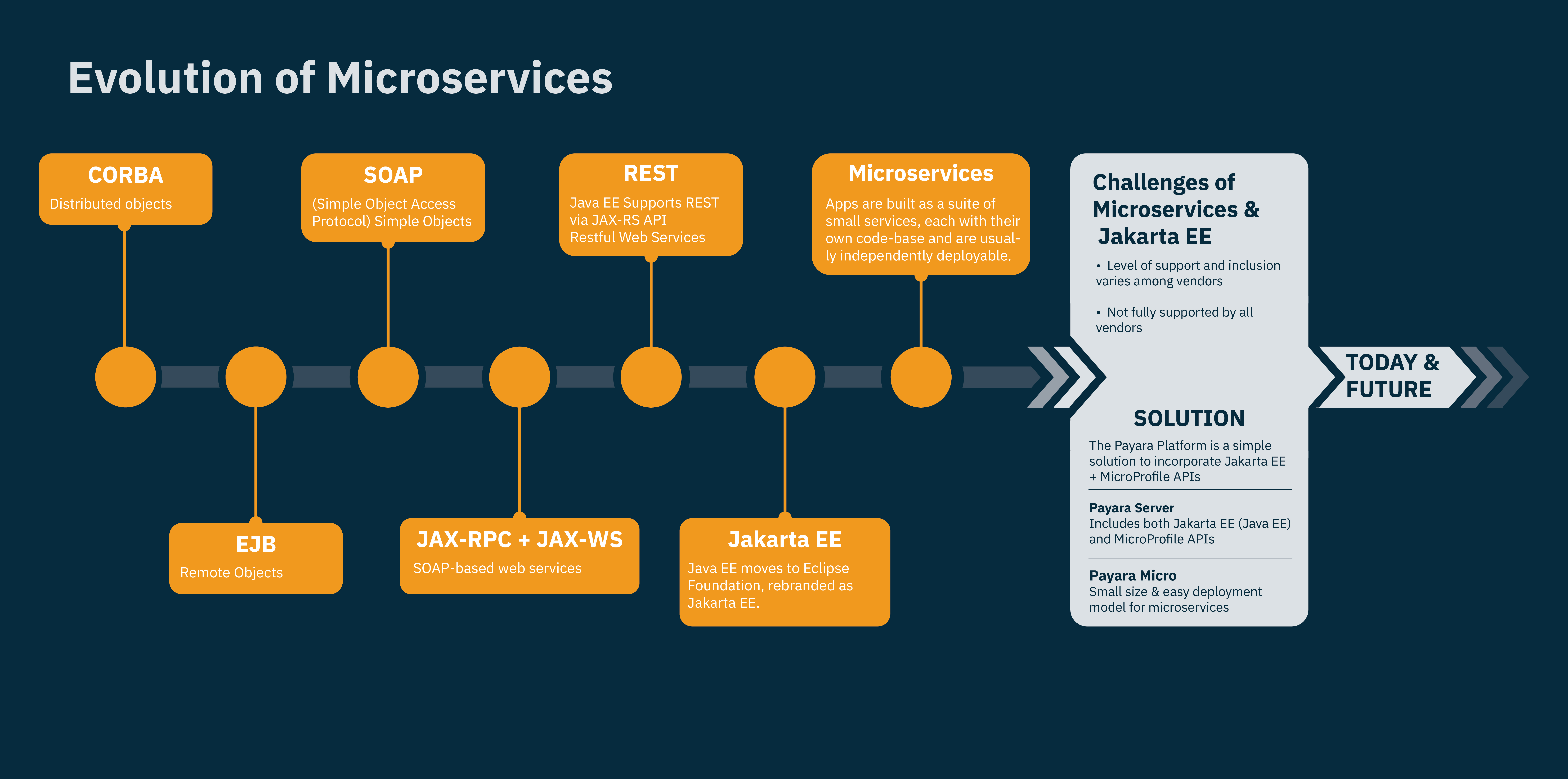 Evolution of Microservices and the Payara Platform Solution