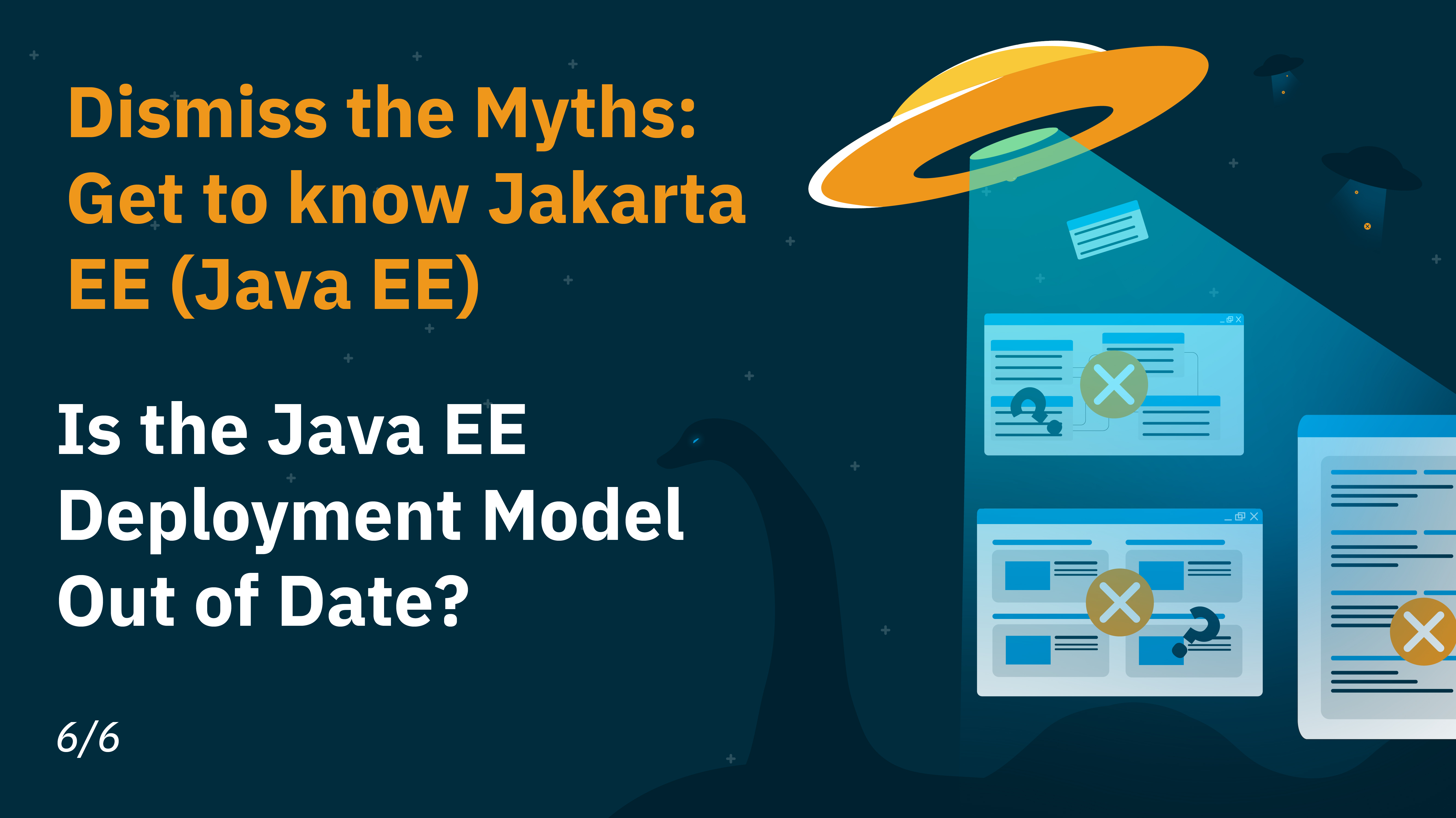 Is the Java EE deployment model out of date?