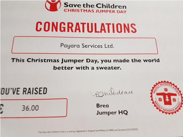 Christmas Jumper Day 2019 Save The Children.Making The World Better By Wearing A Sweater Save The