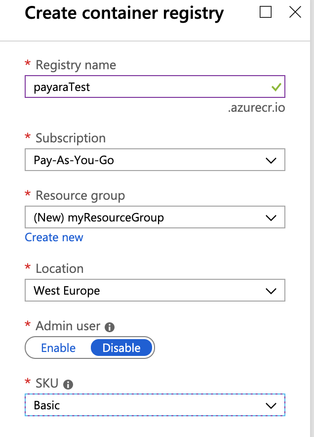 Deploy Docker Containers On Azure