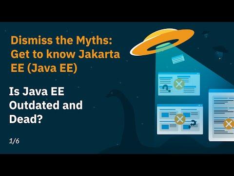 Java EE myths image