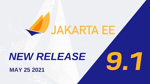 Jakarta EE 9.1 release